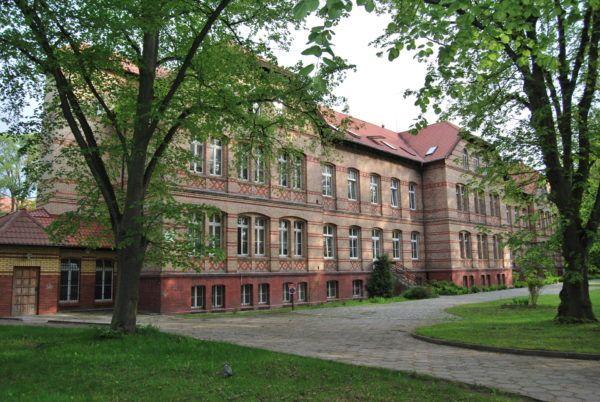 główna siedziba GCPR przy ul.Walczaka 42