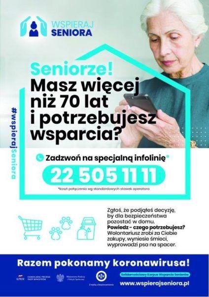 Read more about the article Wspieraj Seniora
