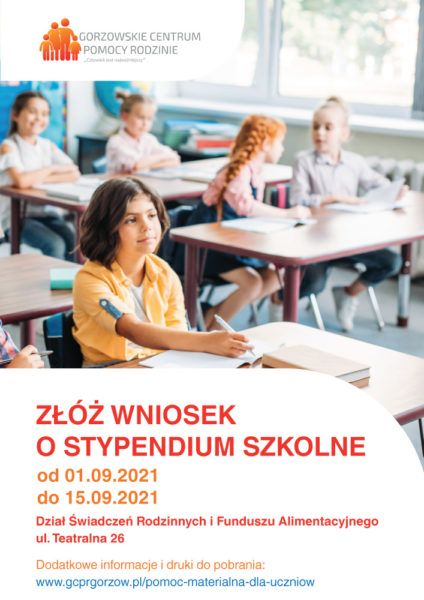 Read more about the article Złóż wniosek już 1 września 2021 r.!